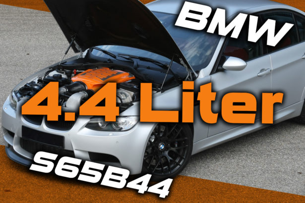 BMW S65 Kompressor-Kits