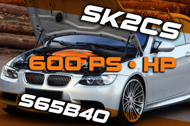 BMW S65B40 Kompressor-Kits